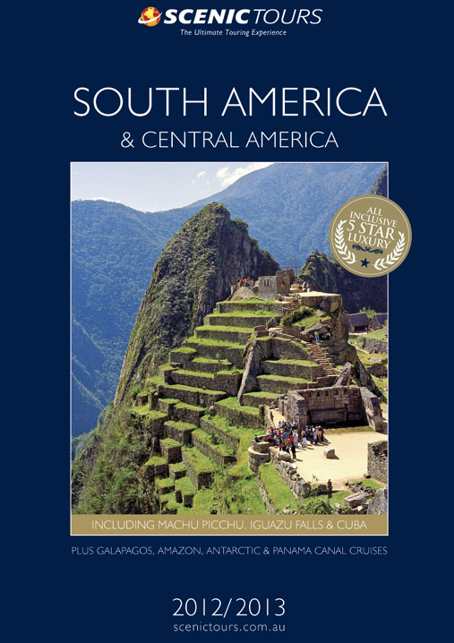 Travel Daily Scenic Tours South And Central America 2012